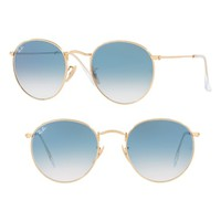 Ray-Ban 53mm Round Retro Sunglasses | Nordstrom