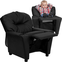 Solid Color Child Size Youth Recliners