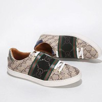 DCCK Gucci Men Fashion Casual Sports Shoes