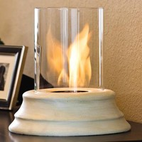 Personal Fireplace | Gift Shop | SkyMall