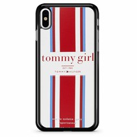 Tommy Girl 2 iPhone X Case