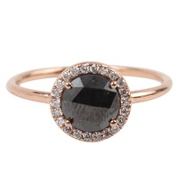 Catbird :: WHAT'S NEW: jewelry :: Aura Ring, Black Diamond