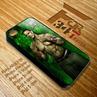 Apple iPhone and iPod case cool the Cenation WWE smackdown legend face iphone 4 4s, iphone 5 5s 5c, iPod touch 4, ipod 5 case cover