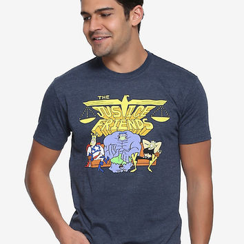 Dexter's Laboratory Justice Friends T-Shirt - BoxLunch Exclusive