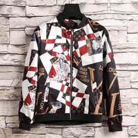 Gucci Men or Women Fashion Casual Cardigan Jacket Coat