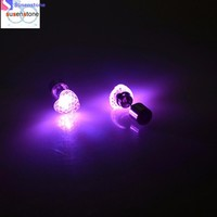 Dance Party Light Up LED Bling Earring