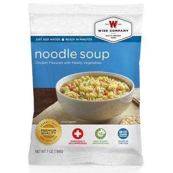 Wise Side Dish - Chicken Noodle Soup, 4 Servings