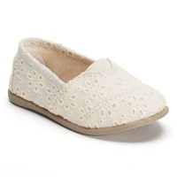 Jumping Beans Toddler Girls' Slip-On Casual Shoes