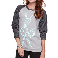 Young and Reckless Aztec Crew Fleece at PacSun.com