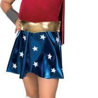 Wonder Woman Kid Cosplay Costume Supergirl Kids Costume Party Fancy Dress Outfit Child Baby Uniform Suit