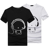 Hot Brand New 2017 Summer Mens Casual Short Sleeve 3D Anime Funny T-Shirts Fashion Streetwear Hip Hop Tee Tops Tshirt Homme F1