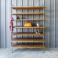 Industrial Commercial Shelving