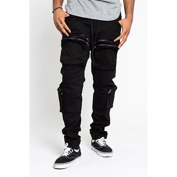 Big Pocket Cargo Jogger Pants