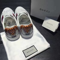 shosouvenir  Gucci Ace embroidered low-top sneaker