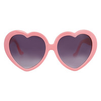 Beat Of My Heart Sunglasses - Pink