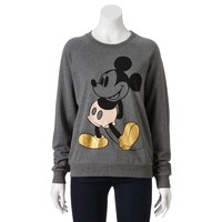 Disney Mickey Mouse Pullover - Juniors