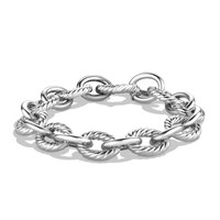 Oval Large Link Bracelet - David Yurman