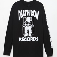 Death Row Records Long Sleeve T-Shirt at PacSun.com