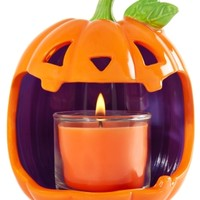Mini Candle Holder Jack-O-Lantern