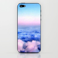 High in the Sky iPhone & iPod Skin by Pink Berry Pattern