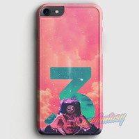 Chance The Rapper Colorfull Face iPhone 7 Case   casefantasy