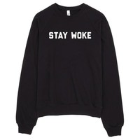 Stay Woke Sweater