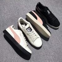 Puma suede valentine his Casual Sports Shoes H-A36H-MY