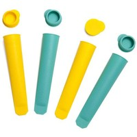 SUNNYLIFE - Icy Pole Moulds Set | Turquoise & Yellow