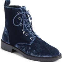 Rebecca Minkoff Gerry Lace-Up Boot (Women) | Nordstrom