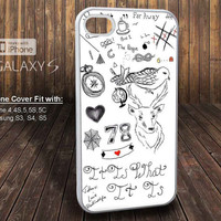 One Direction Louis Tomlinson Tattoos Photo for HTC Nexus Sony Xperia iPhone iPod Samsung