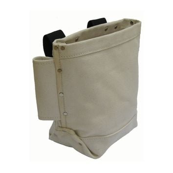 60515 - Bolt Bag in Canvas with Double Bull Pin Loops