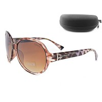 Perfect Coach Women Casual Popular Summer Sun Shades Eyeglasses Glasses Sunglasses
