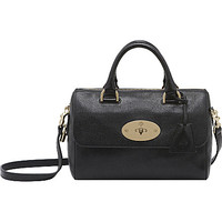MULBERRY - Del Rey small grainy-print leather tote | Selfridges.com