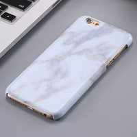 Unique Marble iPhone 5s iPhone 6 6S 6 6S Plus Case Gift
