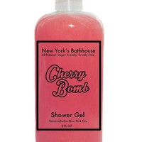 Cherry Bomb Shower Gel