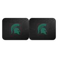 Michigan State Spartans NCAA Utility Mat (14x17)(2 Pack)