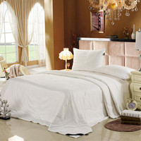 Buy Silk Filled Comforter, High Quality Dupioni Silk Quilt for Summer