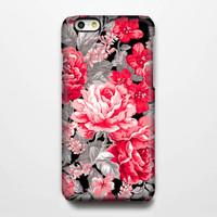 Stylish Floral Pattern iPhone 6s Plus/6/5S/5C/5/4S/4 Protective Case #145