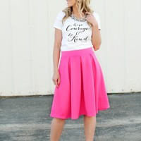 Spring/Summer A-Line Skirts - 9 Colors