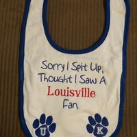 UK Fan Baby Bib