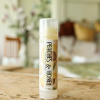 Peaches & Honey Lip Balm