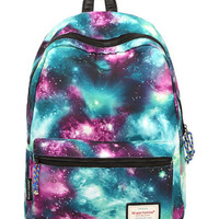Galaxy Pattern Backpack Daypack Travel Bag