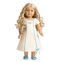 American Girl® Clothing: Caroline's Nightgown for Dolls