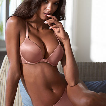 Add-2-Cups Strappy Ring Racerback Push-Up Bra - Bombshell - Victoria's Secret