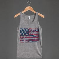 American Flag Print - Grab a Shirt - Skreened T-shirts, Organic Shirts, Hoodies, Kids Tees, Baby One-Pieces and Tote Bags
