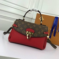 new lv louis vuitton womens leather shoulder bag lv tote lv handbag lv shopping bag lv messenger bags 413
