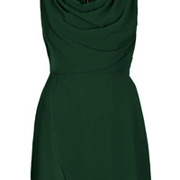 **Cowl Neck Dress by Wal G - Dresses  - Clothing