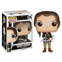The Hunger Games Katniss Everdeen Pop! Vinyl Figure - Funko - Hunger Games - Pop! Vinyl Figures at Entertainment Earth