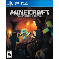 Minecraft PS4 Video Game