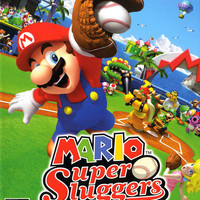 Mario Super Sluggers - Wii (Game Only)
